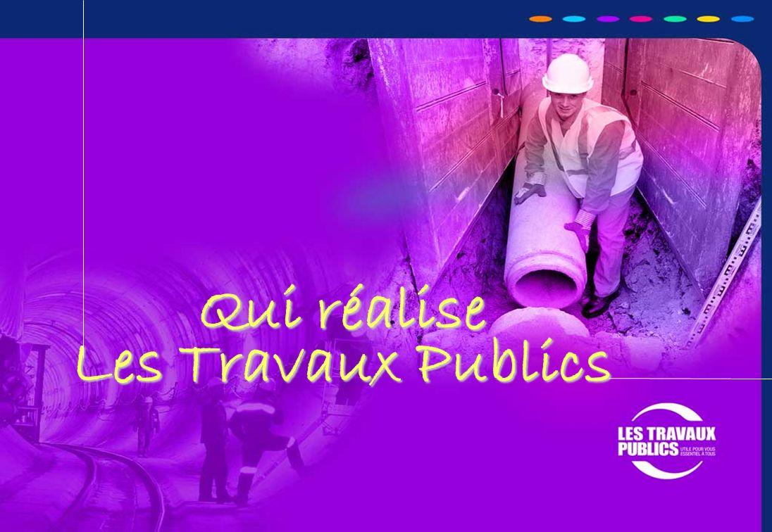 O PT IO 10 Le terrassement Permet dadapter le sol aux ouvrages Autoroutes, TGV, barrages….