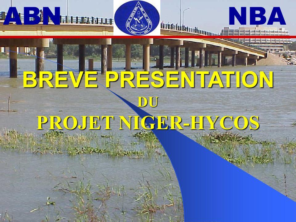 PROJET NIGER-HYCOS SYSTEME DOBSERVATIONS HYDROLOGIQUES DU FLEUVE NIGER D.
