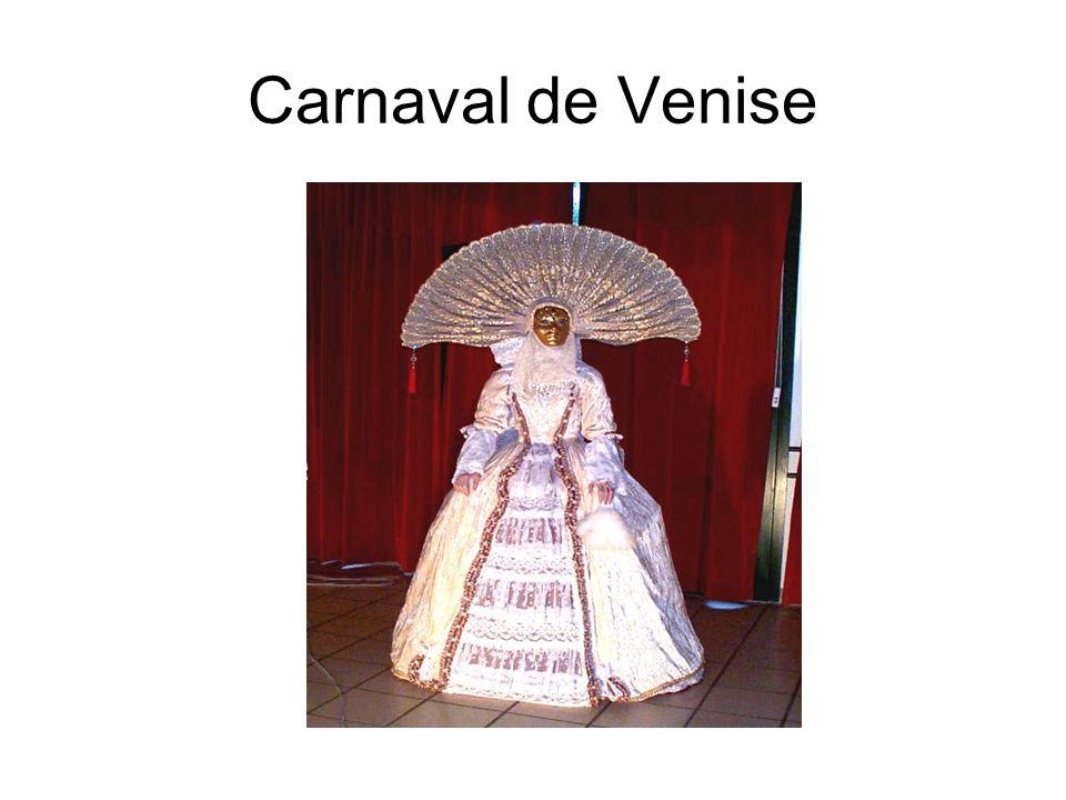 Aujourd hui, à travers le monde, on fête le carnaval, surtout le Mardi Gras.