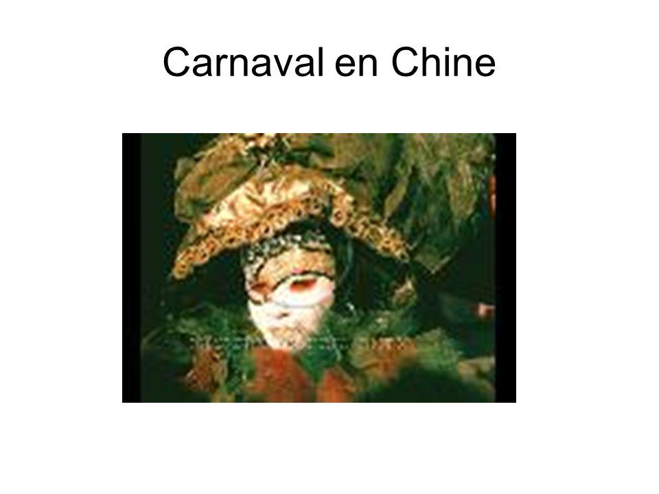 Carnaval en Afrique