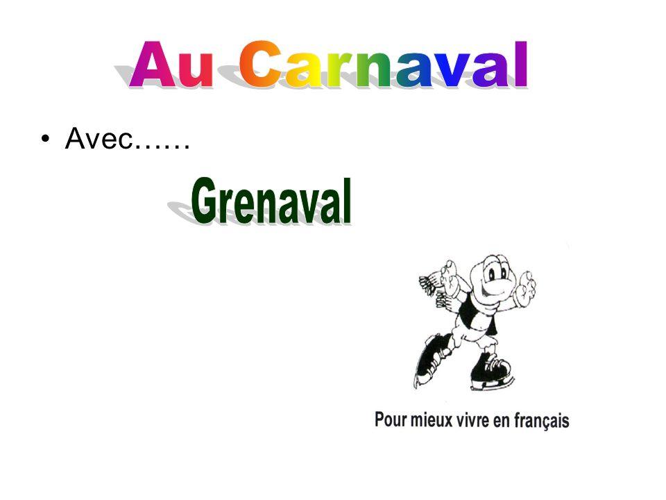 Le Carnaval ! Une tradition qui vient de loin !