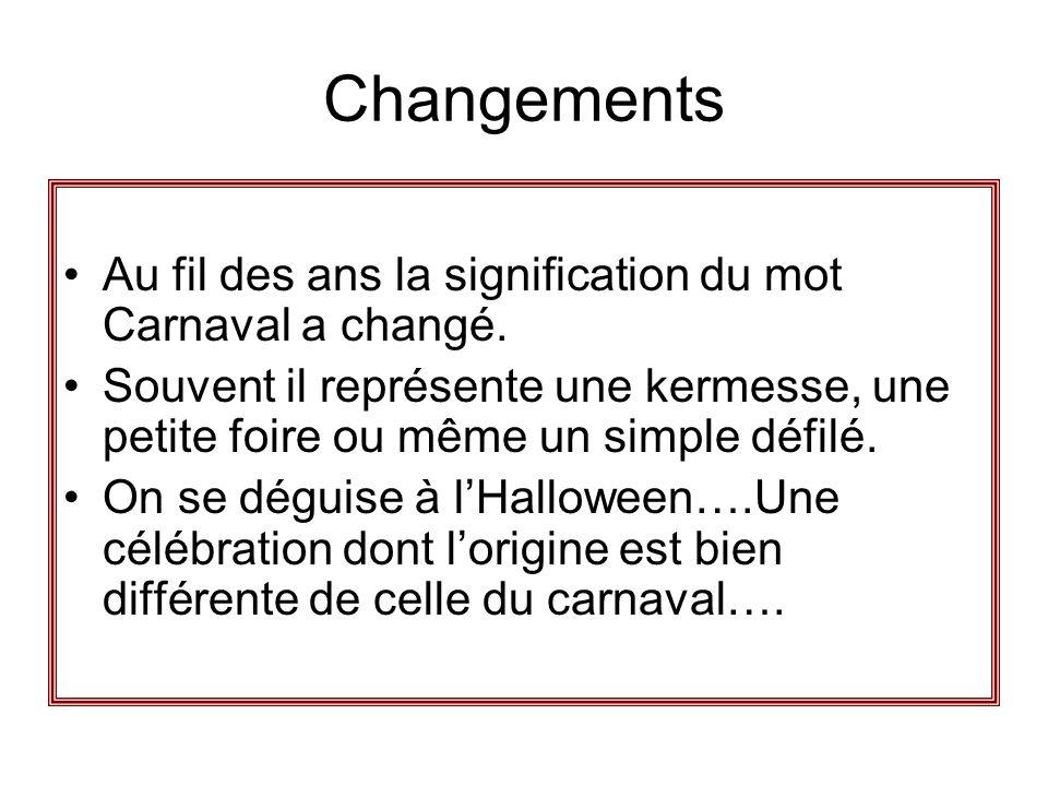 Carnaval et Carême Carnaval s oppose au Carême : viande contre poisson, gras contre maigre, excès contre privations.