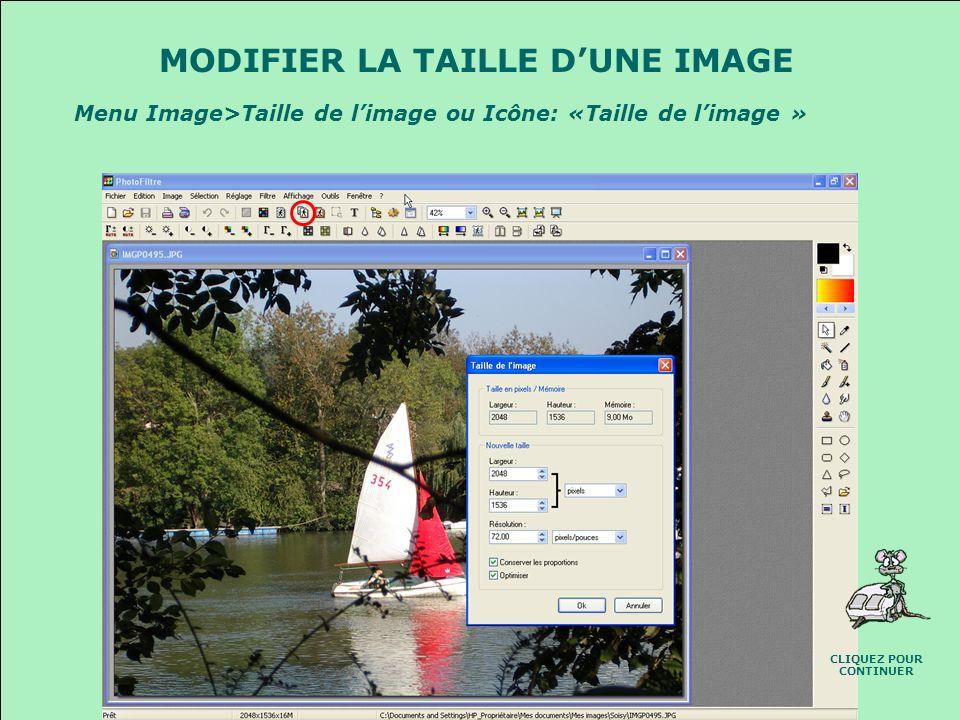 Avant de continuer, quelques explications: PIXEL: Cest le plus petit élément constitutif dune image numérique DEFINITION DUNE IMAGE: Cest le nombre de