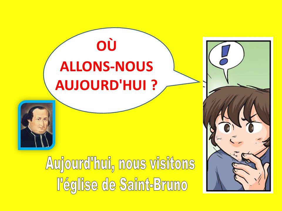 OÙ ALLONS-NOUS AUJOURD HUI