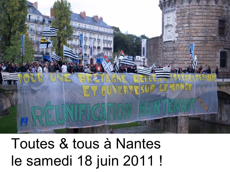 Le 18 juin 2011, manifestation suivie dun concert gratuit aux Machines de lîle avec : Les Ramoneurs de MenhirsLes Ramoneurs de Menhirs, Unité Maü Maü, Nolwenn Korbell, Costik,...Unité Maü MaüNolwenn KorbellCostik