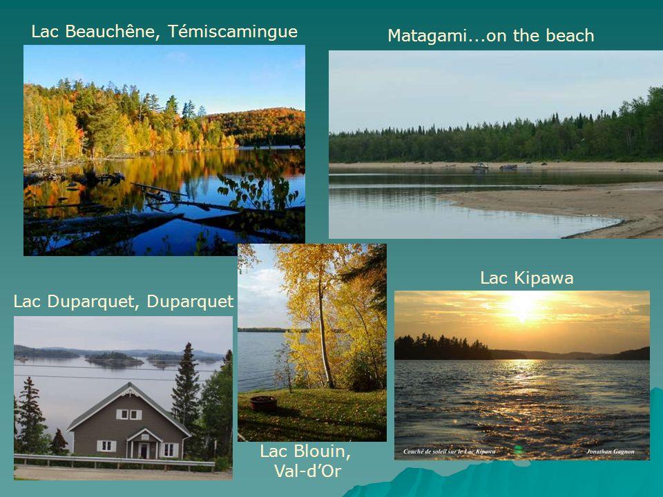 Vous êtes de l'Abitibi-Témiscamingue quand: 1. «Vacances» signifie une fin de semaine à Montréal; 1. «Vacances» signifie une fin de semaine à Montréal