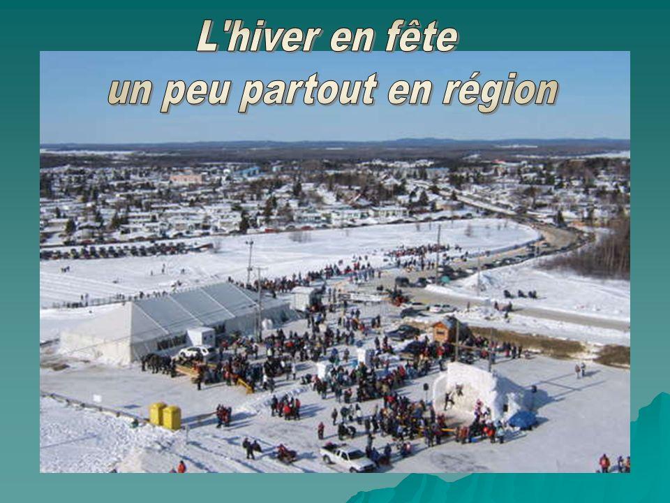 LAbitibi, ce n'est pas loin, c'est Montréal qui est à l'autre bout du monde. La preuve, c'est qu'on n'a pas besoin de faire deux heures de route pour