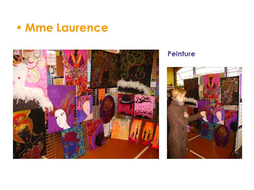 Mme Laurence Peinture
