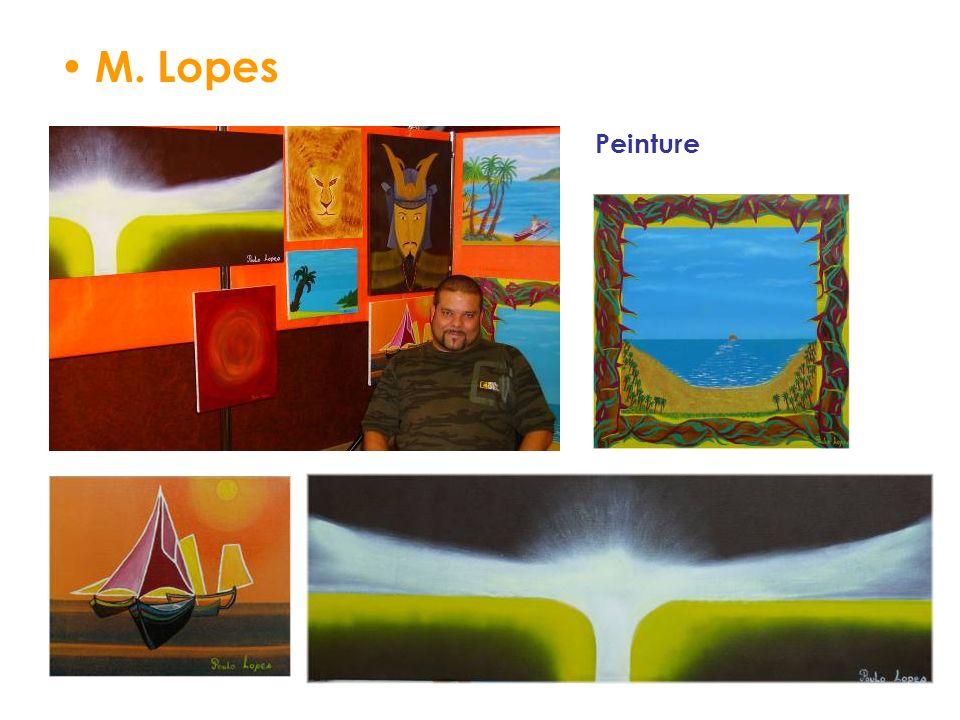 M. Lopes Peinture