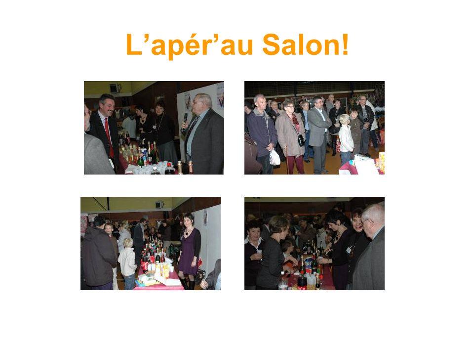 Lapérau Salon!