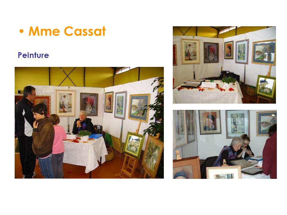 Mme Cassat Peinture