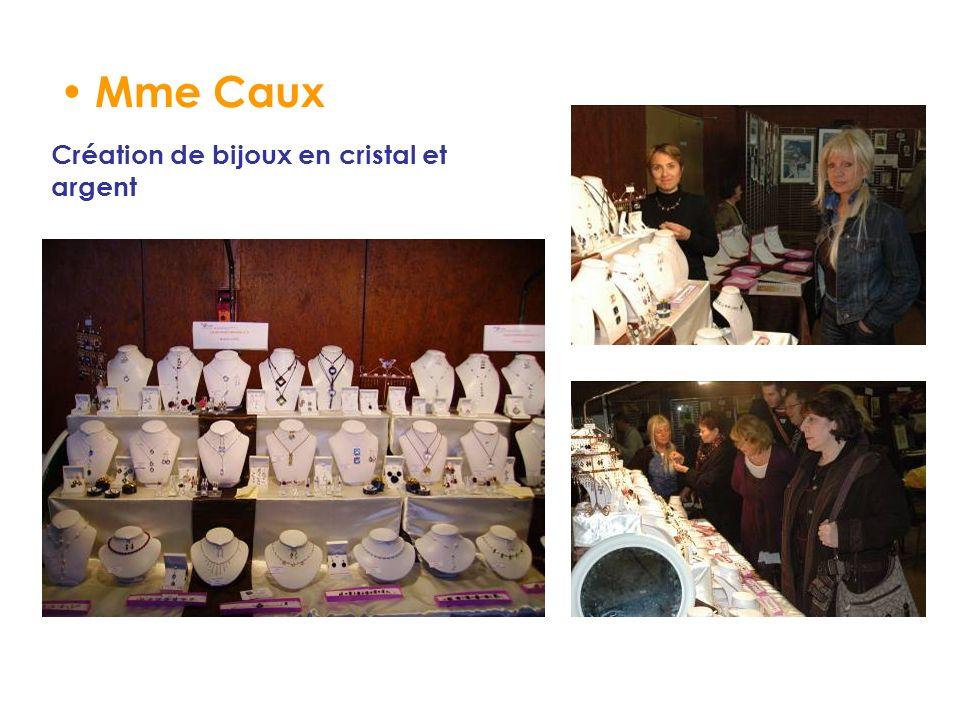 Mme Caux Création de bijoux en cristal et argent
