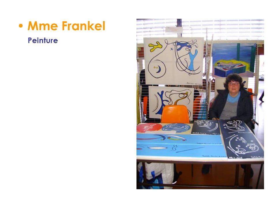 Mme Frankel Peinture