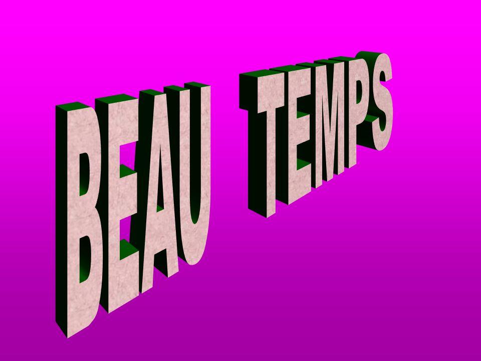 LE PERTURBATION 4 AIR FROID DESCEND AIR CHAUD MONTE 70// 30//
