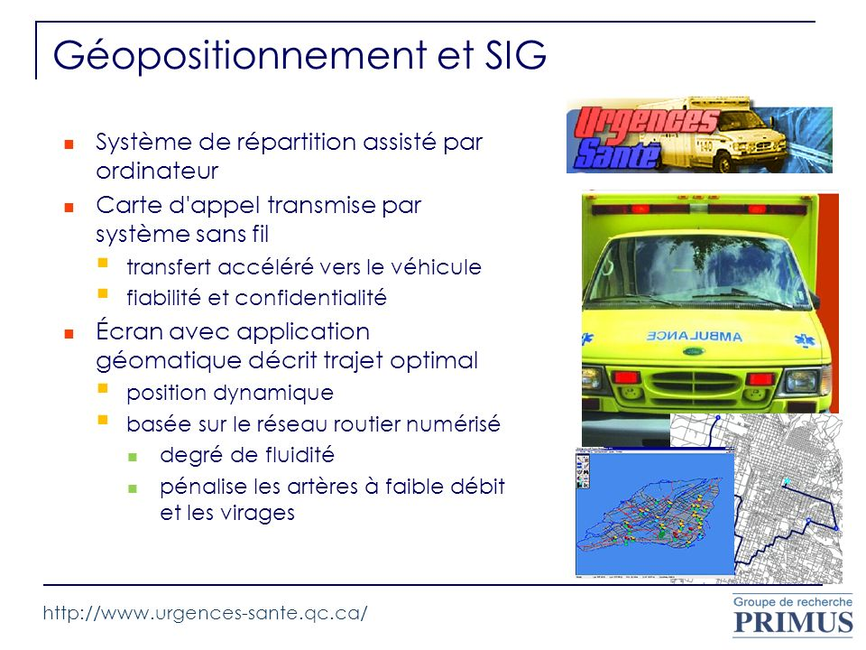 Télédétection Beck et al. 2000. Emerging Infectious Diseases 6 (3): 217-226