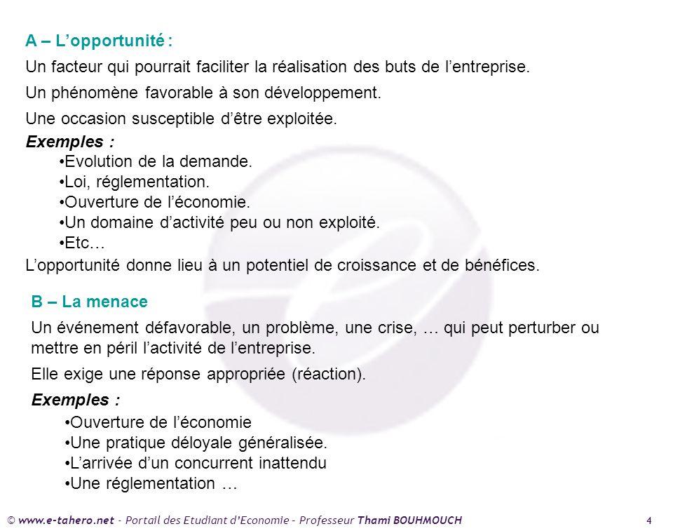 © www.e-tahero.net - Portail des Etudiant dEconomie – Professeur Thami BOUHMOUCH 25 THÈME 4 : SEGMENTER LE MARCHÉ ET SE POSITIONNER Segmenter, cest quoi .