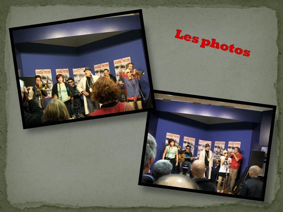 Liens utiles Site officiel: http://www.raoulpetite.com/http://www.raoulpetite.com/ Myspace: http://www.myspace.com/raoulpetitehttp://www.myspace.com/raoulpetite Facebook: http://www.facebook.com/pages/Raoul- Petite-officiel/104860339589503?sk=infohttp://www.facebook.com/pages/Raoul- Petite-officiel/104860339589503?sk=info