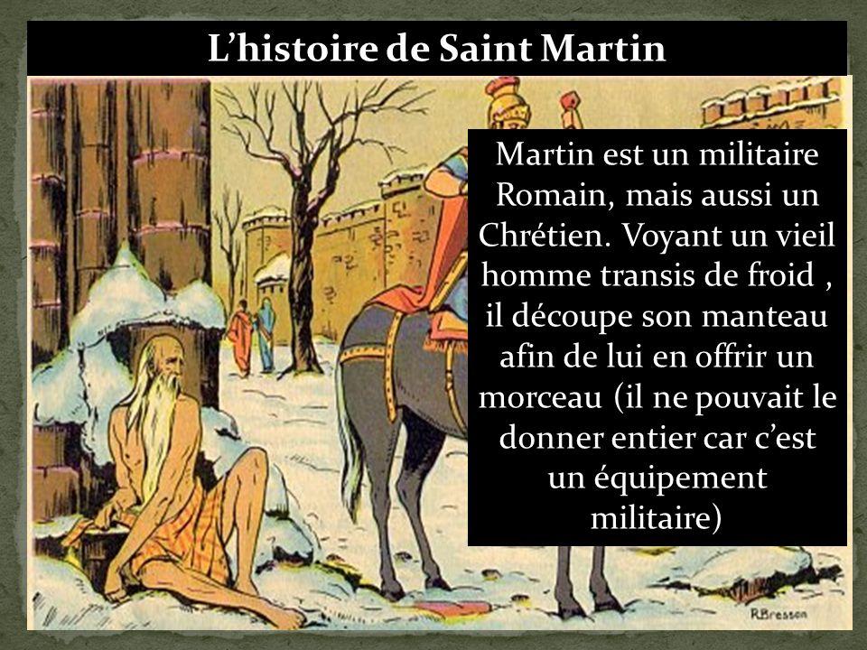 Lhistoire de Saint Martin