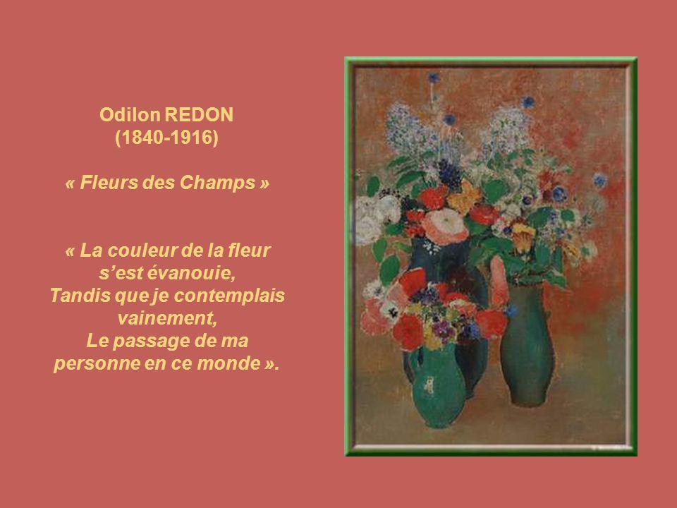 Ces nouvelles tendances qui transposent avec bonheur lart très ancien des bouquets devaient sétendre aux métiers dart en général et en féconder linspiration jusquau milieu du XVIIIème.