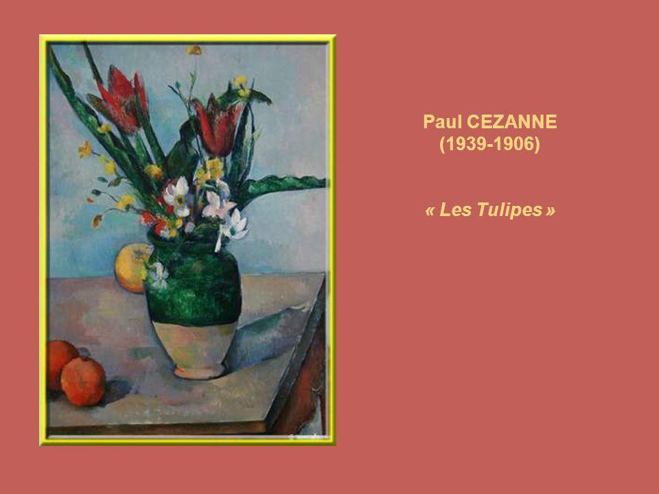 Paul CEZANNE (1839-1906) « Nature morte » Pour Cézanne la nature morte est un motif comme un autre, équivalent à un corps humain ou à une montagne.