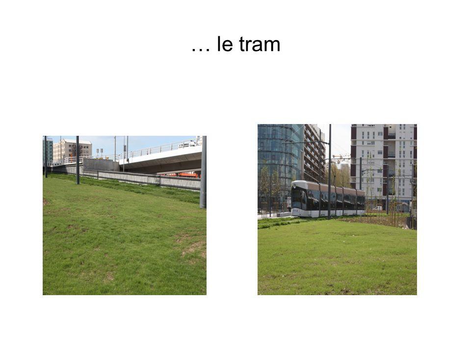 … le tram