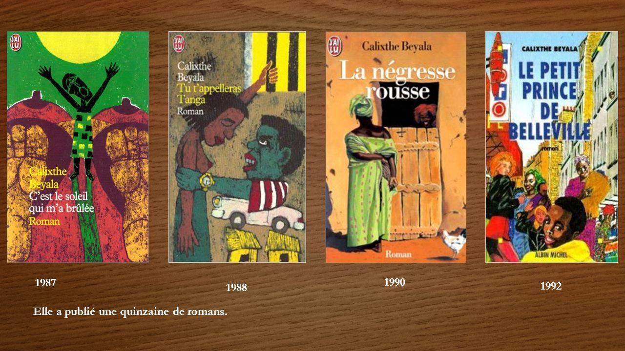 19932002 1996 2003 Ses livres met la femme au centre du texte des circonstances pauvres milieu socio-culturel traditionnel ne suivent pas le destin qui leur est prévu nouvelle vie, basée sur de nouvelles valeurs aimer les autres pour apprendre à saimer elles-mêmes solidarité féminine