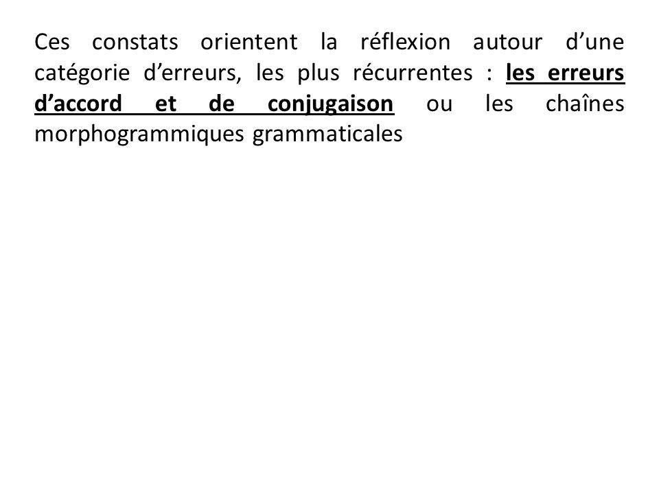 2.COMMENT CONDUIRE UNE DEMARCHE REFLEXIVE EN ORTHOGRAPHE .