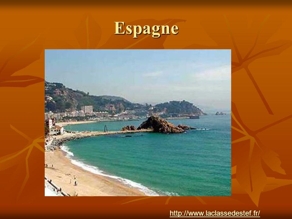 Espagne http://www.laclassedestef.fr/ http://www.laclassedestef.fr/ Auteur : Nathalie