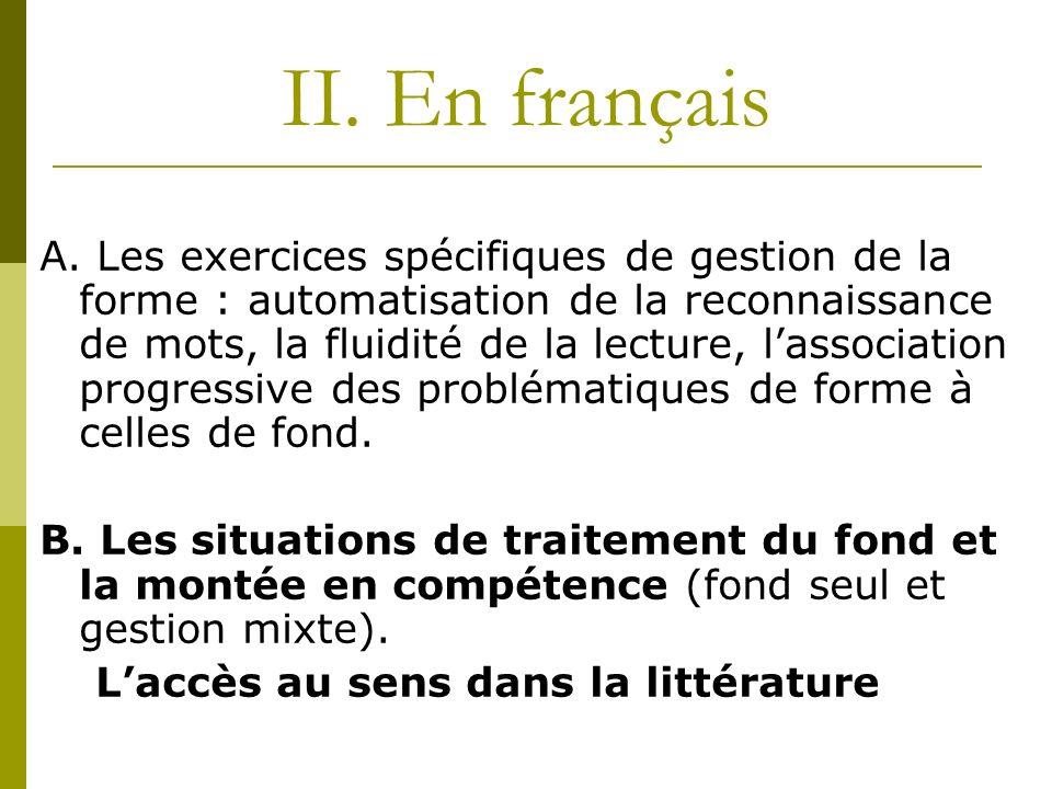 Quelques situations sur quelques genres http://www.ac-caen.fr/ia61/rec/maitrise/index.htm http://www.ac-caen.fr/ia61/rec/maitrise/index.htm Portail MDL site de la DSDEN 61