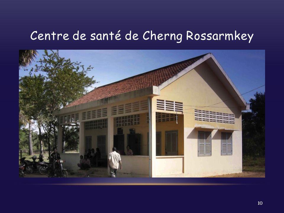 Centre de santé de Cherng Rossarmkey 10