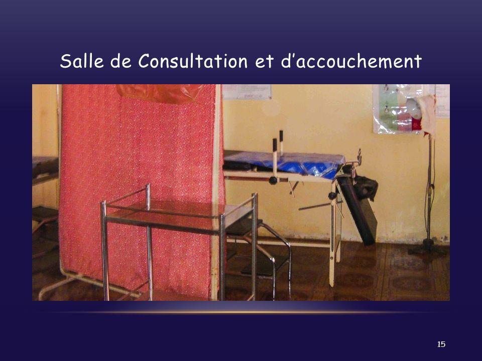 Salle de Consultation et daccouchement 15