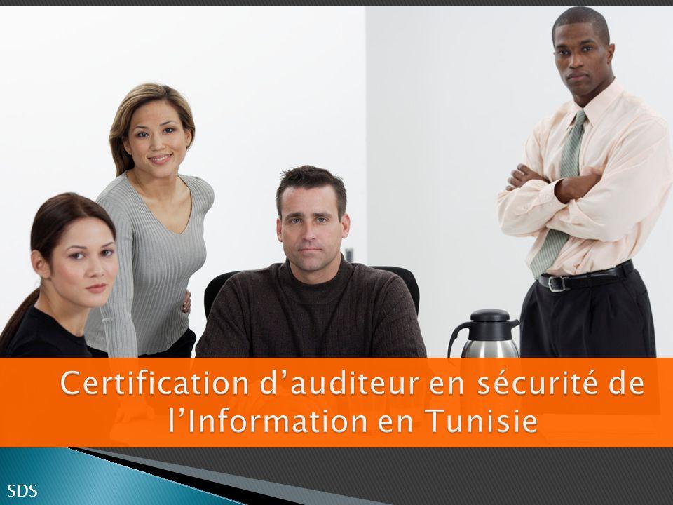 Contexte de l audit sécurité de l information en Tunisie: Décret n° 2004-1250 du 25 mai 2004, fixant les organismes soumis a l audit obligatoire périodique ; Décret n° 2004-1249 du 25 mai 2004, fixant les conditions et les procédures de certification des auditeurs.