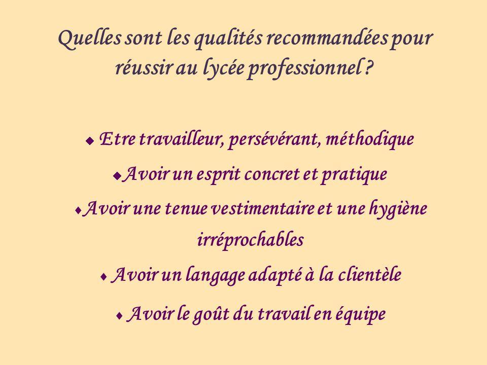 Du collégien au lycéen Lorientation ne peut pas se faire « par défaut » « sans connaissance du métier » « sans motivation »