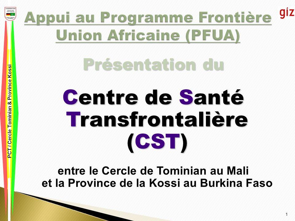 Contexte Atouts à la réalisation Démarche de réalisation Acquis Difficultés Perspectives 2 PCT / Cercle Tominian & Province Kossi