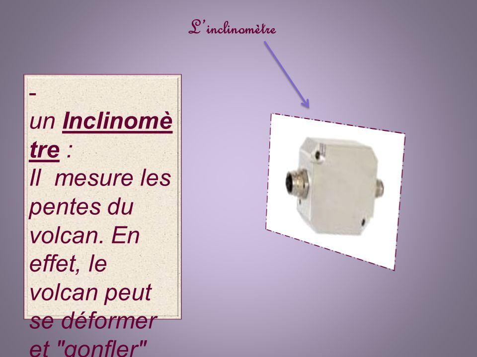 Le sismographe est un appareil qui mesure le mouvement du sol et l'enregistre sur un support visuel. Le tracé de ce mouvement s'appelle un sismogramme