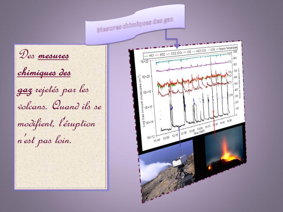 Les Satellites - Des Satellite s : Ils mesurent les variations de température du sol.