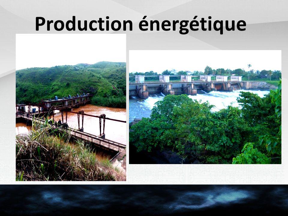 Production énergétique