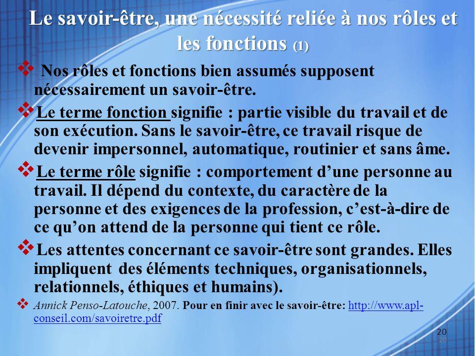 Cest aussi une nécessité éducative 21 Communication, entretien, relation daide et validation.