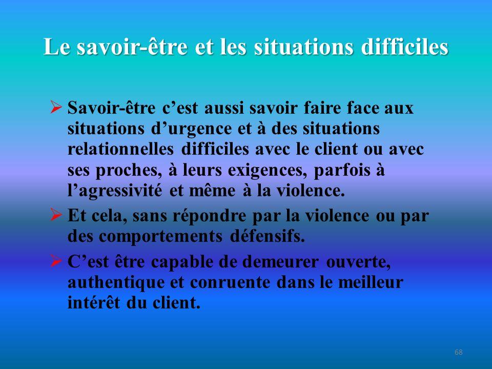 Le savoir-être nous ramène en somme à la relation daide comme un élément primordial 69 http://www.mediapart.fr/club