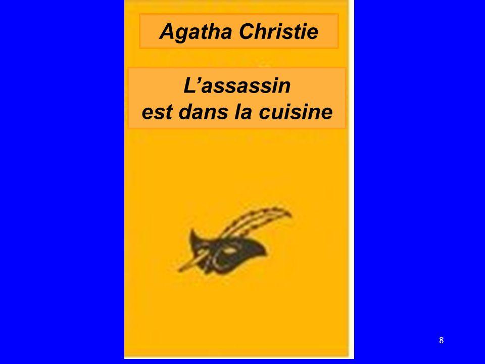 8 Lassassin est dans la cuisine Agatha Christie