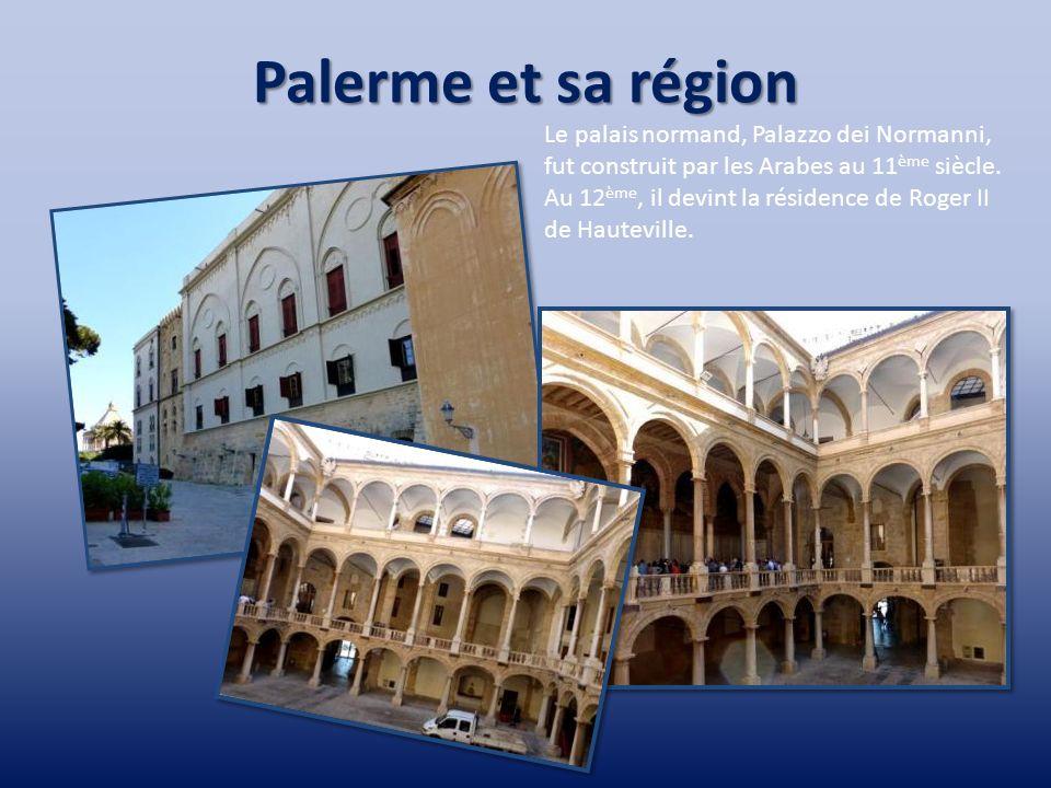 Les villes Diaporama 1 Palerme : lhôtel de ville