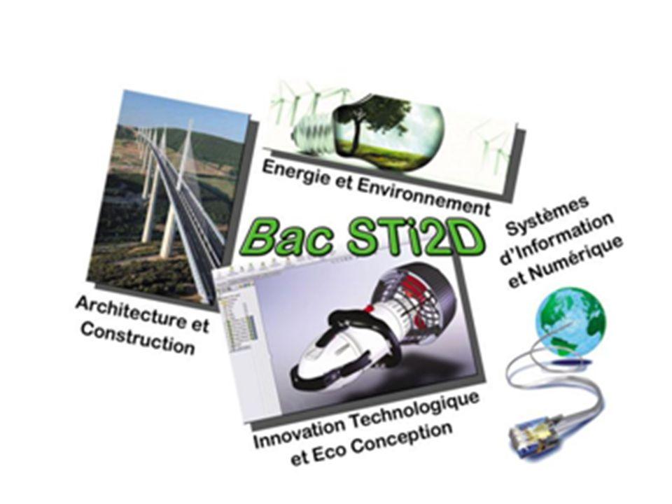 S ciences et T echnologies de l I ndustrie et du D éveloppement D urable Séminaire sur la mise en place du Baccalauréat STI2D Enseignement transversal Mai 2011 IA-IPR STI