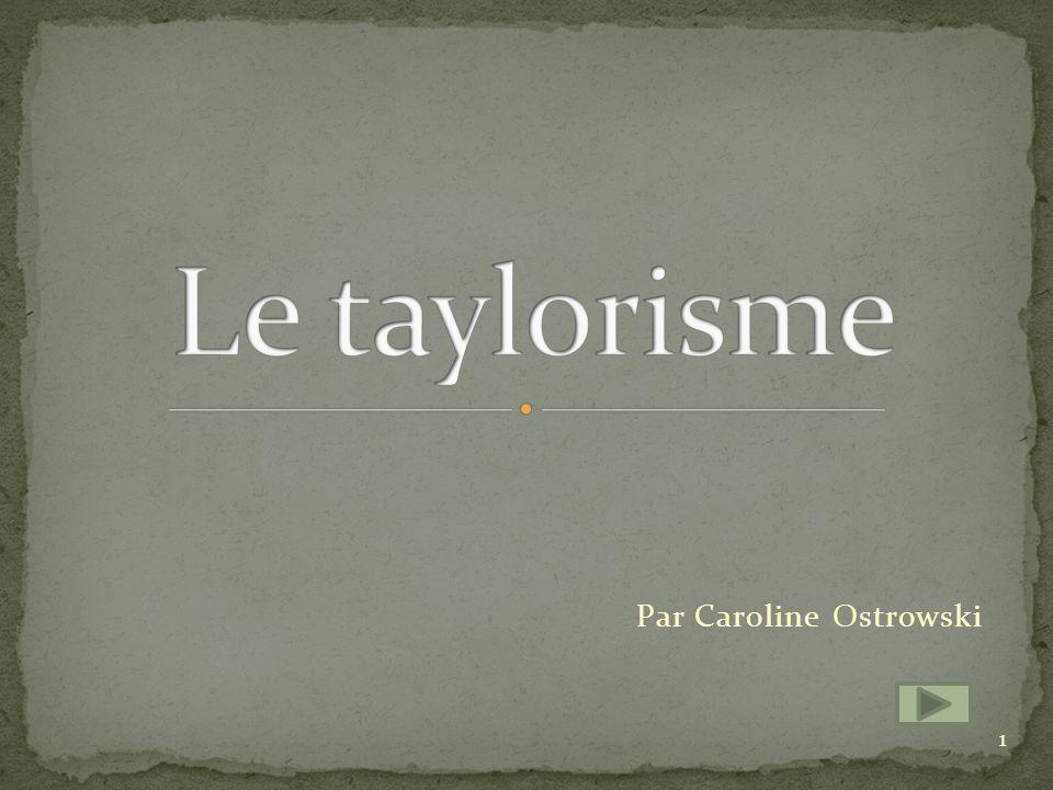 1 Par Caroline Ostrowski