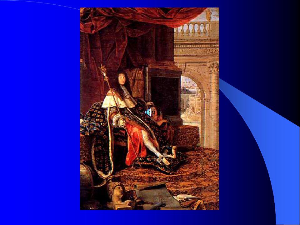 Louis XIV, protecteur des Arts.