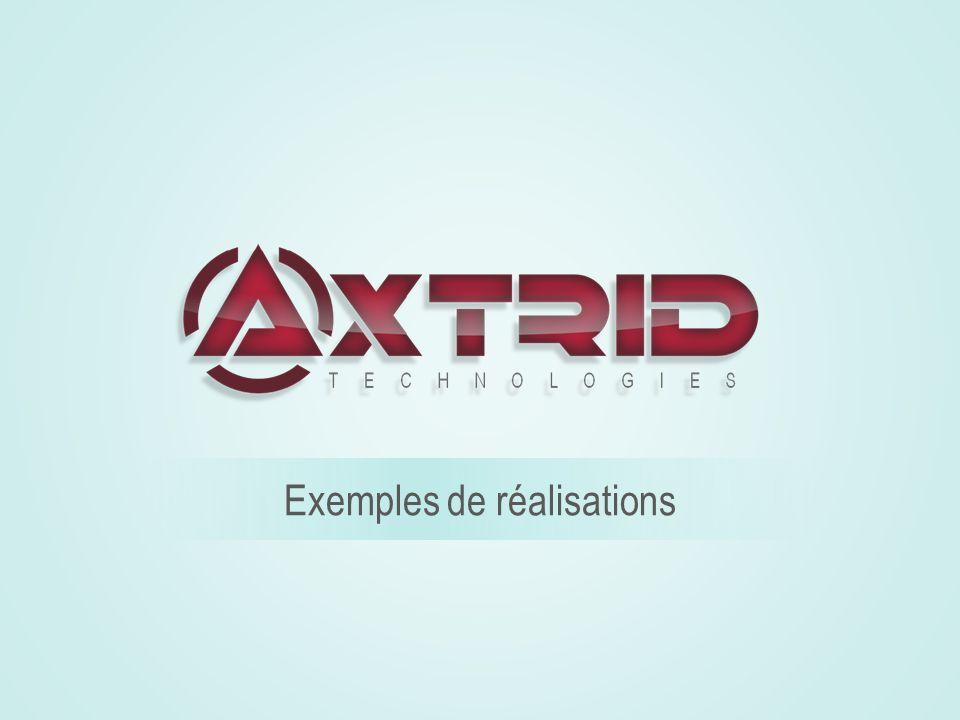 Agréments & adhésions Agrément Crédit-Impôt-Recherche : 2006-2009 renouvelé pour 2009-2012 Certification ISO 9001 en cours (2012) Adhésion aux pôles d
