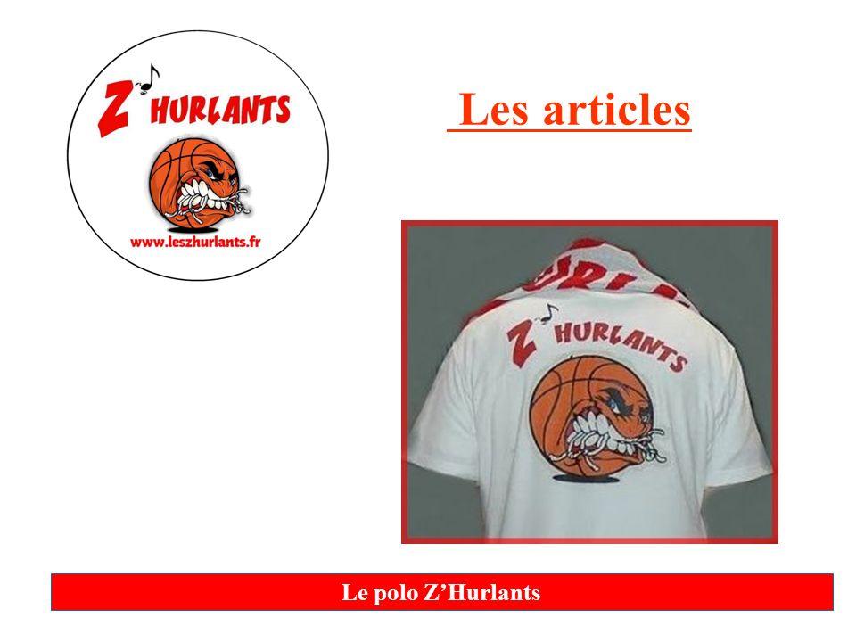 Ses articles Lécharpe ZHurlants