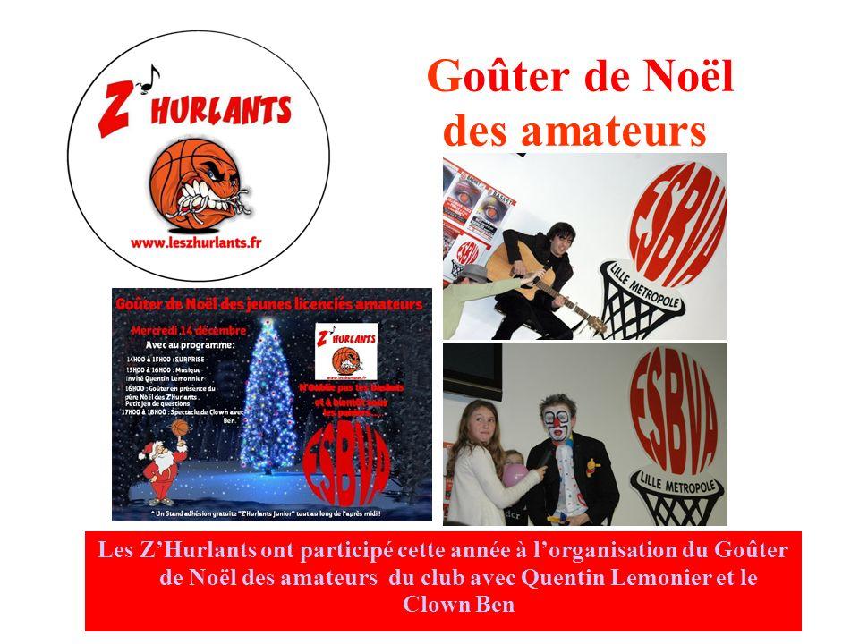 Tournoi des Partenaires Les ZHurlants ont participé cette année au Tournoi des partenaires coachés par Alice Nayo et Rokiatou Coumare