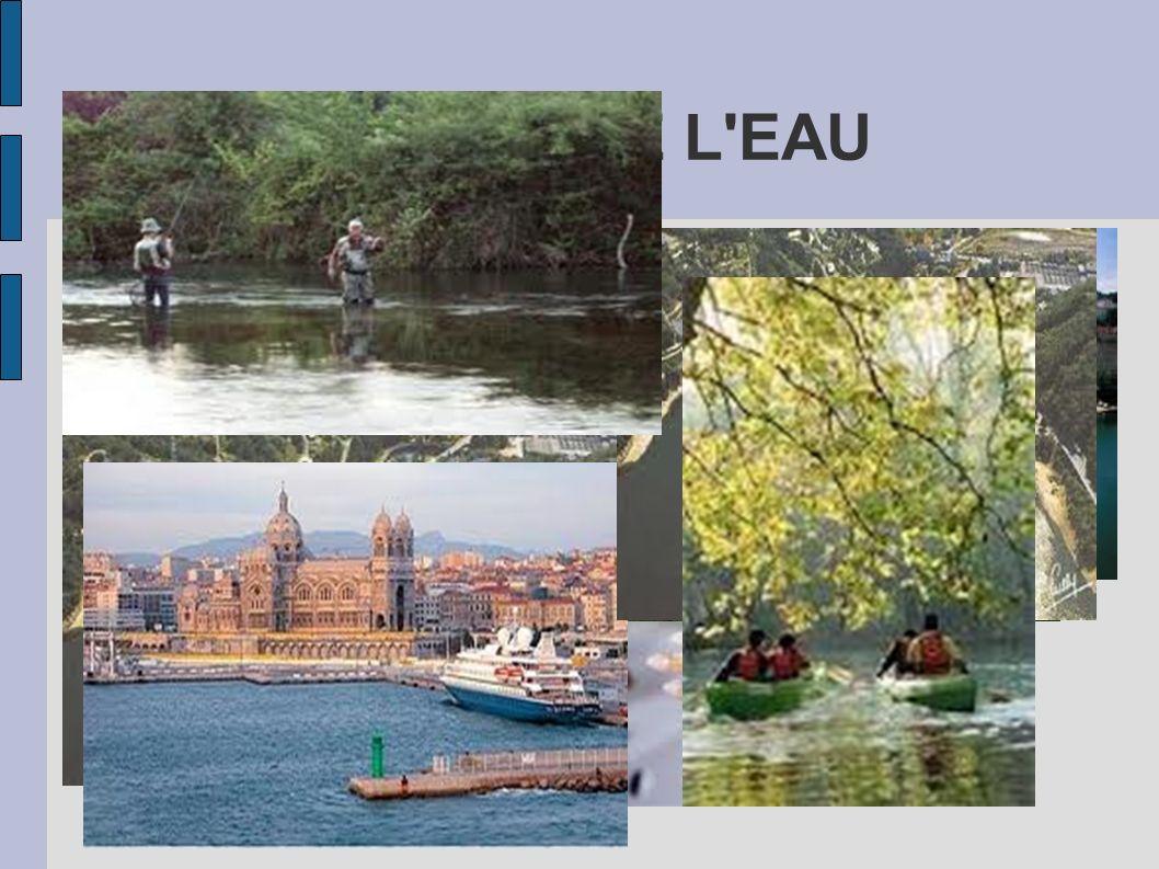 Leau dans notre Région La Provence est un pays de leau rare où les anciens ont rivalisé dimagination pour la chercher, la transporter et la stocker.