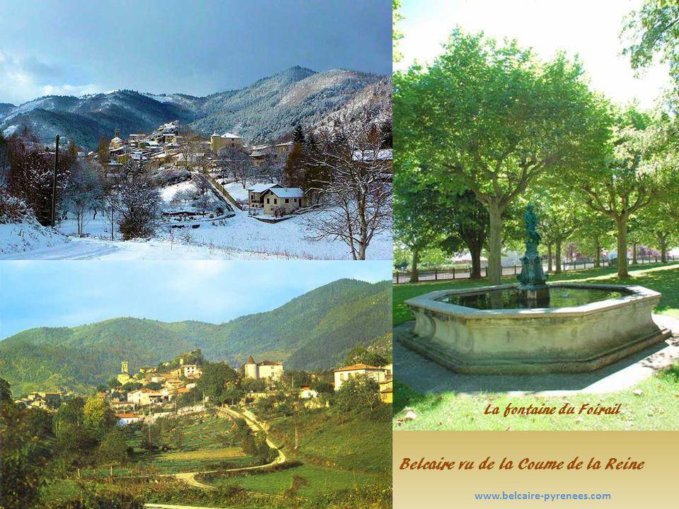 www.belcaire-pyrenees.com Les chalets de la Coume de Ferrières et le lac de Belcaire