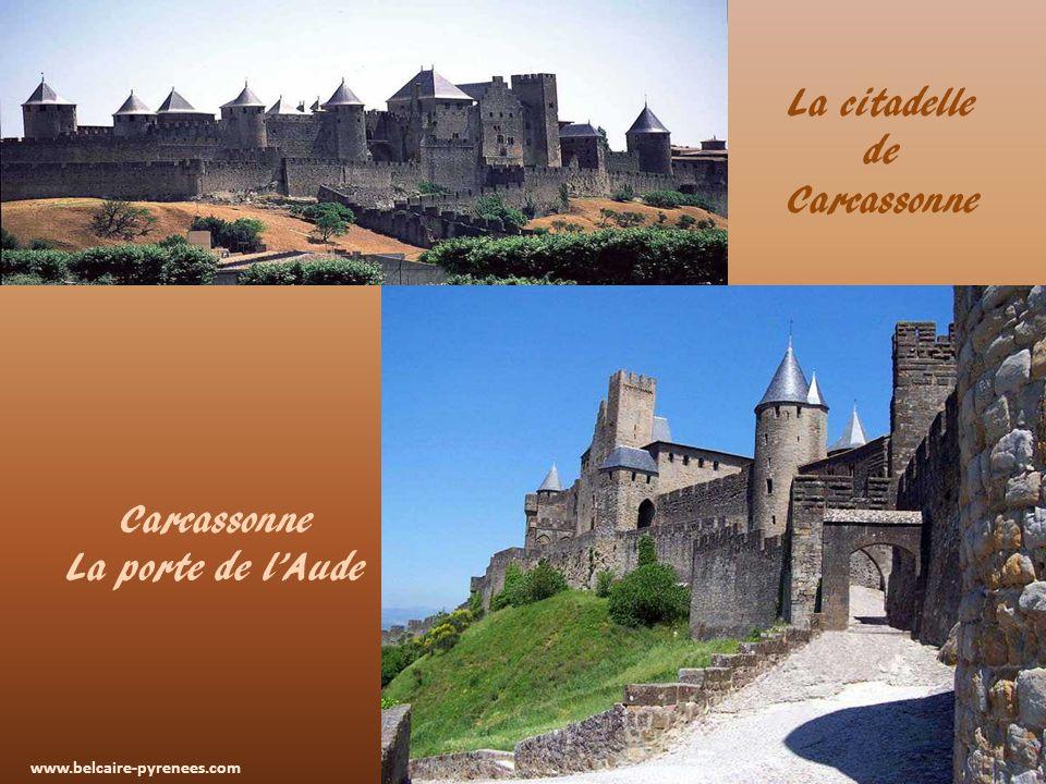 www.belcaire-pyrenees.com Le château de Puivert Le château dArques